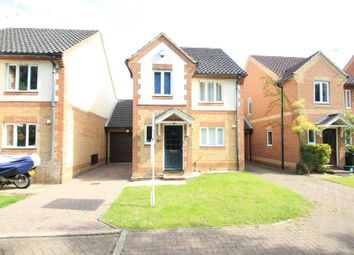 Thumbnail 3 bed property to rent in Hoebrook Close, Woking