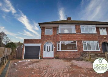 Thumbnail 3 bed semi-detached house for sale in Ullswater Road, Wilmslow