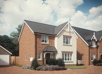 Thumbnail 4 bed detached house for sale in Marsh Lane, Hinstock, Market Drayton