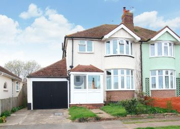 3 bed semi-detached house for sale in Ridgeway Cliff, Herne Bay CT6