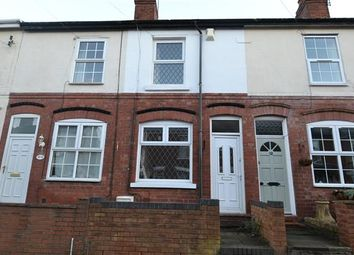 Thumbnail 2 bed terraced house to rent in Butts Road, Penn, Wolverhampton