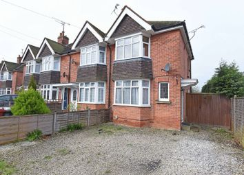 Thumbnail 2 bedroom end terrace house for sale in Glenwood Drive, Tilehurst, Reading