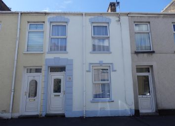 Thumbnail 2 bed terraced house for sale in Raby Street, Llanelli