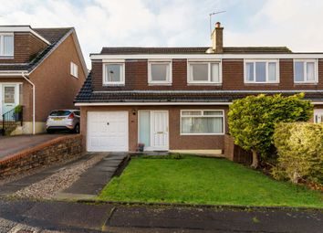 Thumbnail 4 bed semi-detached house for sale in 27 Baberton Mains Wynd, Edinburgh