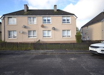 Thumbnail 1 bed flat for sale in Crowwood Road, Chryston