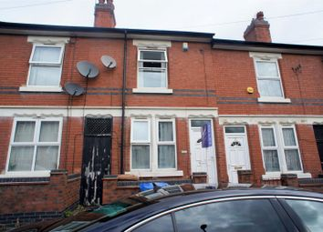 Thumbnail 2 bed terraced house to rent in Balfour Road, Pear Tree, Derby