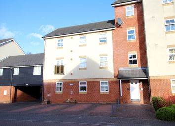 Thumbnail 2 bed flat for sale in Whites Way, Hedge End, Southampton