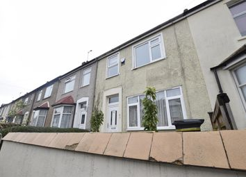 Thumbnail 3 bed terraced house to rent in Russell Road, Fishponds, Bristol
