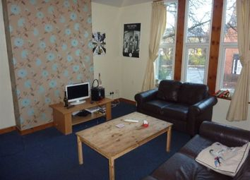 Thumbnail 4 bedroom flat to rent in 4 Cardigan Road, Headingley