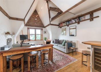 Thumbnail 1 bed flat for sale in Hampstead Lane, Highgate, London