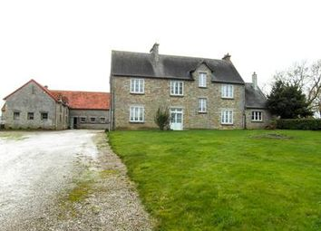Thumbnail 6 bed equestrian property for sale in Ste-Mere-Eglise, Manche, France