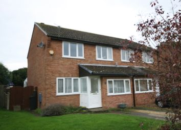 Thumbnail 4 bed semi-detached house for sale in Lysander Close, Christchurch