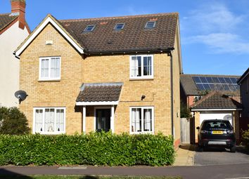 Thumbnail 5 bed shared accommodation to rent in Willow Lane, Great Cambourne