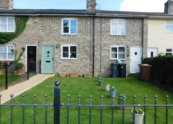Thumbnail 2 bed terraced house for sale in Robb Hall Corner, Walsham Road, Finningham, Stowmarket