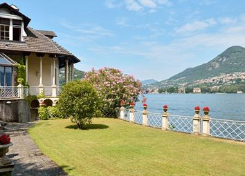Thumbnail 4 bed villa for sale in Viale Geno, Lake Como, Lombardy, Italy