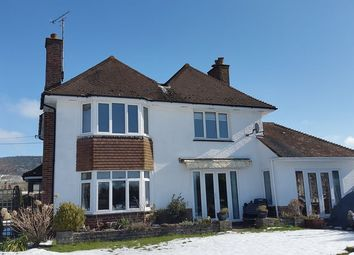 Thumbnail 4 bed detached house to rent in Harcombe Lane, Sidford, Sidmouth