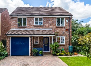 Thumbnail 4 bed detached house for sale in St. Thomas's Way, Green Hammerton, York, North Yorkshire