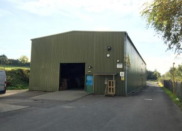 Thumbnail Light industrial to let in The Old Sidings Station Road, Templecombe
