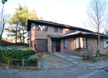 Thumbnail 3 bed end terrace house to rent in Southwick Court, Bracknell, Berkshire