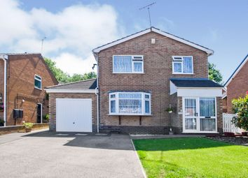 Thumbnail 4 bed detached house for sale in Gladstone Avenue, Heanor