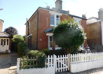 Thumbnail 3 bed semi-detached house to rent in Beauchamp Road, West Molesey