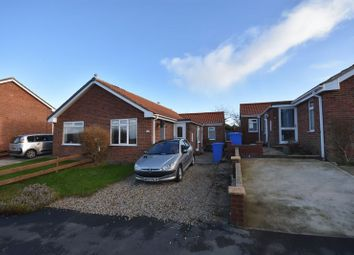 Thumbnail 2 bed bungalow for sale in Bracken Close, Whitby