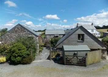 Thumbnail 6 bed barn conversion for sale in Tresmaine Farm, Altarnun, Launceston