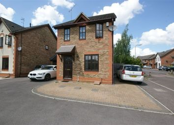 Thumbnail 3 bedroom link-detached house to rent in Privet Close, Lower Earley, Reading, Berkshire