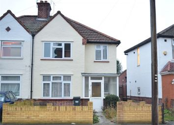 Thumbnail 3 bed semi-detached house to rent in Springwell Road, Heston, Hounslow, Middlesex