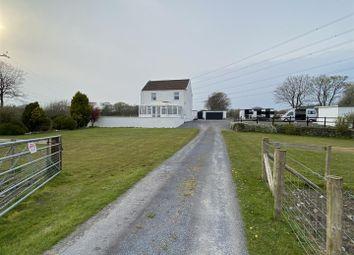 Thumbnail 4 bed farm for sale in Llannon, Llanelli