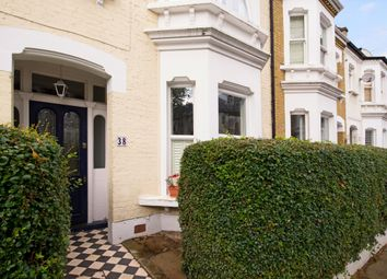 Thumbnail 3 bed terraced house to rent in Upham Park Road, London