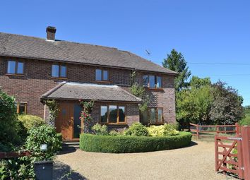 Thumbnail 4 bed semi-detached house for sale in Mansfield Cottages Clapgate, Albury, Ware