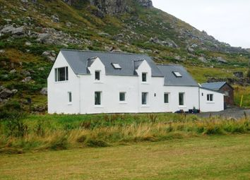Thumbnail 4 bed detached house for sale in Cliff, Uig