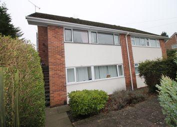 Thumbnail 2 bed flat to rent in Fern Close, Ravenshead, Nottingham