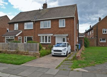 3 bed semi-detached house for sale in Tillmouth Avenue, Seaton Delaval, Whitley Bay NE25