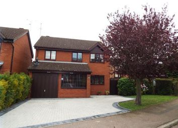 Thumbnail 4 bedroom detached house for sale in Copthorne, Luton, Bedfordshire