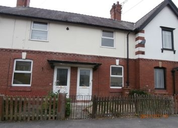 Thumbnail 2 bed terraced house to rent in Edmund Street, Mold