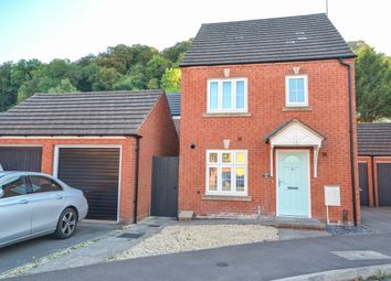 Thumbnail 3 bed detached house for sale in Harrolds Close, Dursley