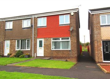 Thumbnail 3 bed terraced house to rent in Newlyn Drive, Parkside Dale, Cramlington