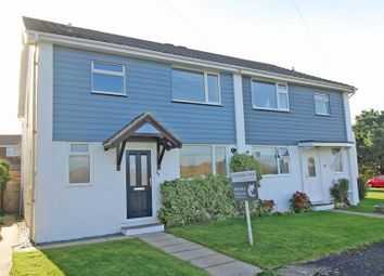 Thumbnail 4 bed semi-detached house for sale in Whitby Road, Milford On Sea, Lymington