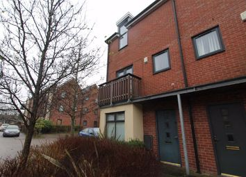 Thumbnail 3 bed town house for sale in Mere Drive, Swinton, Manchester