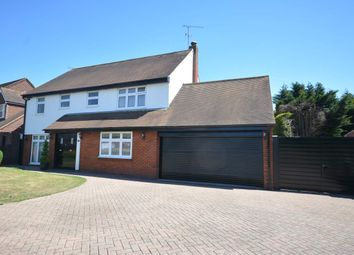Thumbnail 4 bed detached house for sale in Tyle Green, Emerson Park, Hornchurch, Essex
