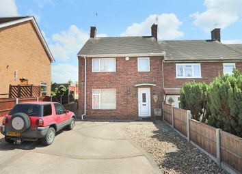 Thumbnail 3 bed semi-detached house to rent in Chippenham Road, Arnold, Nottingham