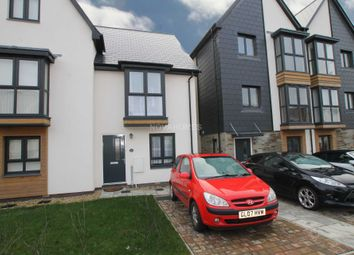 Thumbnail 2 bed semi-detached house for sale in Radar Road, Derriford
