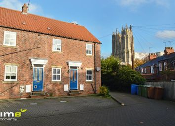 Thumbnail 2 bedroom flat to rent in George Odey Court, Beverley, North Humberside