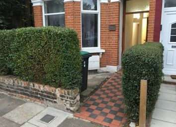 Thumbnail 1 bed flat to rent in Willingdon Road, Woodgreen