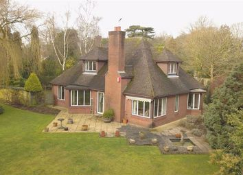 Thumbnail 3 bed detached house for sale in Bedcroft, Barlaston, Stoke-On-Trent