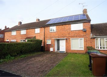 Thumbnail 4 bed terraced house for sale in Queen Elizabeth Road, Lincoln