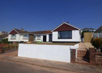 Thumbnail 3 bed detached bungalow for sale in Stella Road, Preston, Paignton