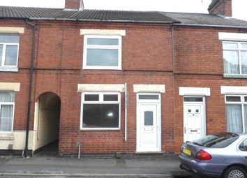 Thumbnail 2 bedroom terraced house for sale in Vicarage Street, Earl Shilton, Leicester